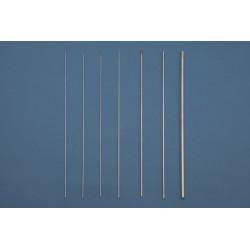 Aguja KIRSCHNER 1.2x300 mm 2 puntas