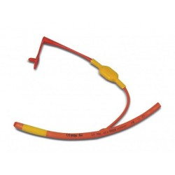 Tubo endotraqueal goma c/balon 5.0mm