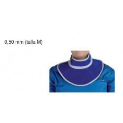 Protector tiroides AN45 0,50 mm (talla M)
