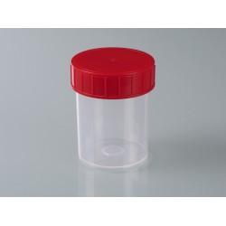 Frasco esteril recogida de muestras 100 ml