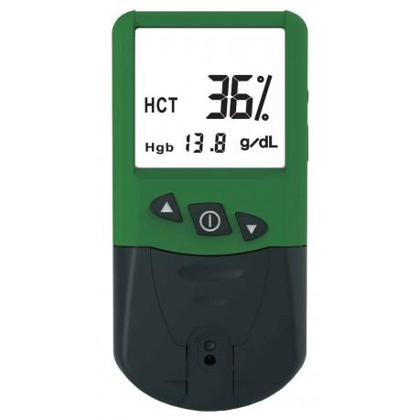 Medidor HTC Hematocrito y Hemoglobina