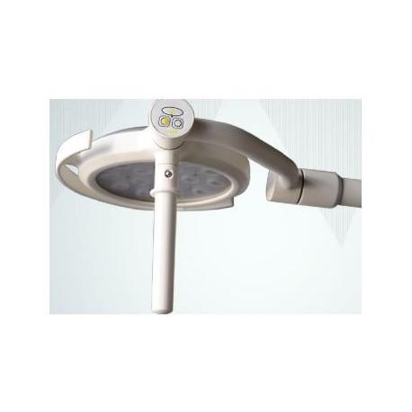 Lámpara VETMAT 200. 40.000 Lux LED Mod. Rodable