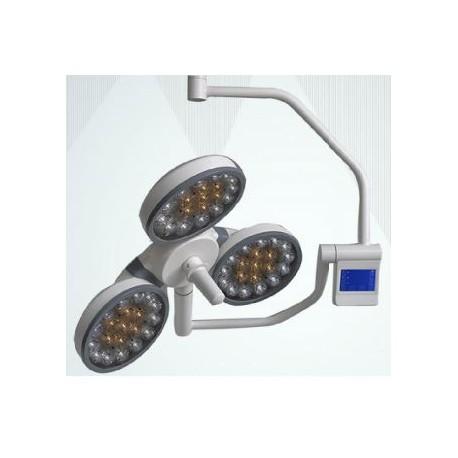 Lámpara Quirúrgica VETMAT 730. 120.000 Lux LED Mod. Pared