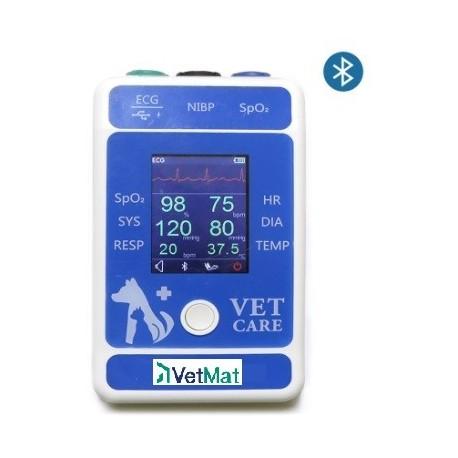 Mini-Monitor VETMAT con Bluetooth